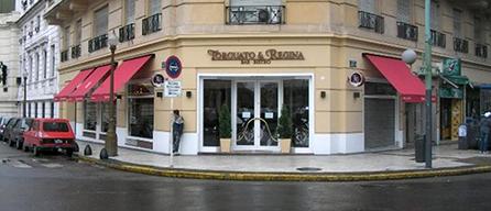 TORCUATO & REGINA