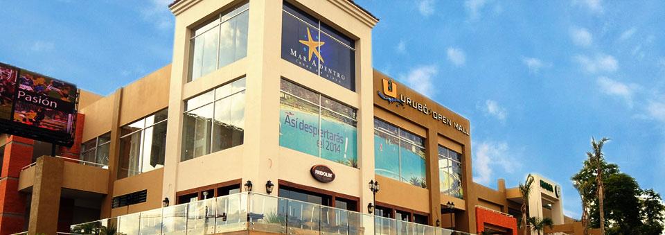 Urubo Open Mall