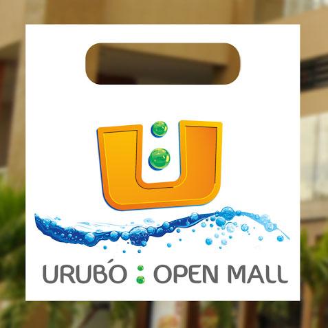 Urubo Open Mall - BRANDING