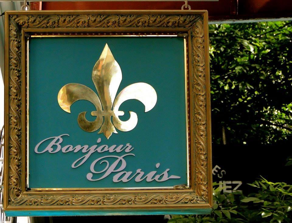 BONJOUR PARIS - IMA Architects | Architecture Startup