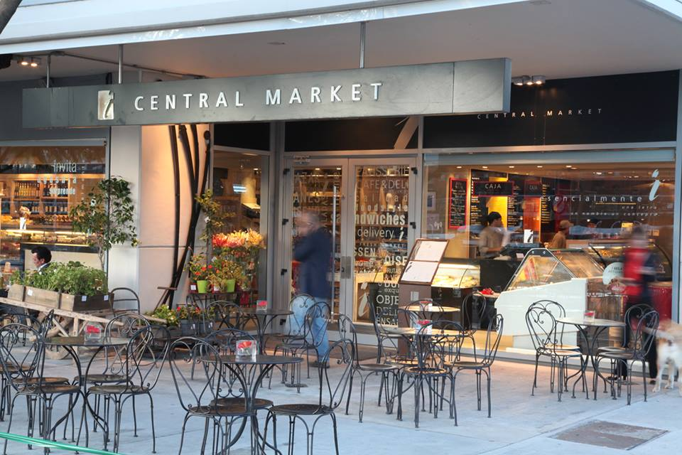 i CENTRAL MARKET - IMA Architects | Architecture Startup