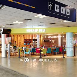 Moka & Deli – Ezeiza | IMA ARCHITECTS | Architecture Startup