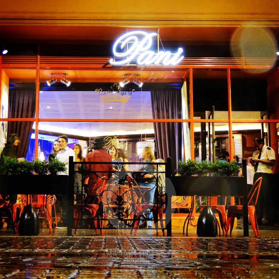 Galerias Pacifico: Pani - Restaurant - Galerías Pacífico