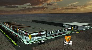 MAS – Mall Añelo de Servicios | IMA Architects – Architecture Startup