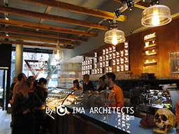 Alchemy – Palermo Hollywood | IMA Architects | Architecture Startup