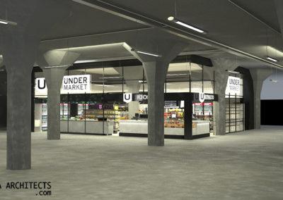 Unter Market | IMA ARCHITECTS – ARCHITECTURE STARTUP