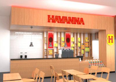 Havanna Bariloche airport | IMA ARCHITECTS – ARCHITECTURE STARTUP