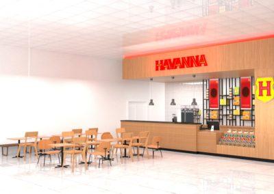 Havanna Bariloche airport   IMA ARCHITECTS – ARCHITECTURE STARTUP