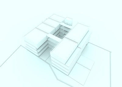Terrazas al arroyo (Neuquén) | IMA ARCHITECTS – ARCHITECTURE STARTUP