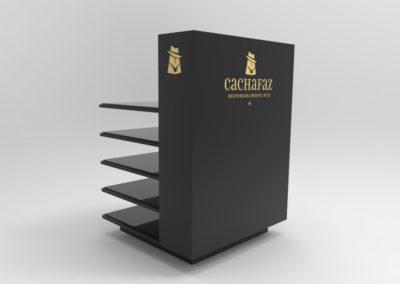 Cachafaz Duty Free | IMA ARCHITECTS – ARCHITECTURE STARTUP