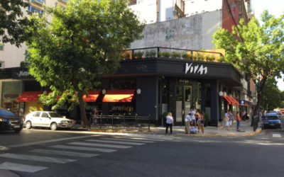Vivai desembarca en Buenos Aires
